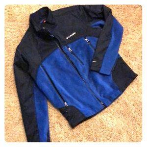 Men's Columbia Omni-Heat Fleece Jacket